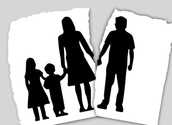 rozwód - dzieci