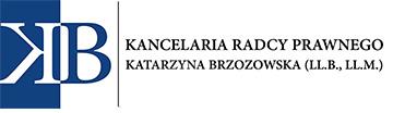 Kancelaria Radcy Prawnego - Katarzyna Brzozowska